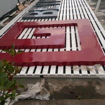 Çatı Tabelası Tamiri